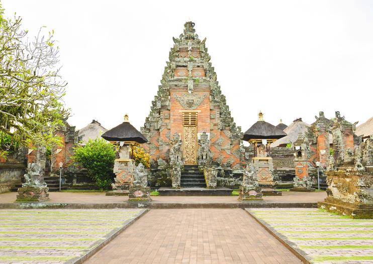 Batuan Temple (Pura Batuan)