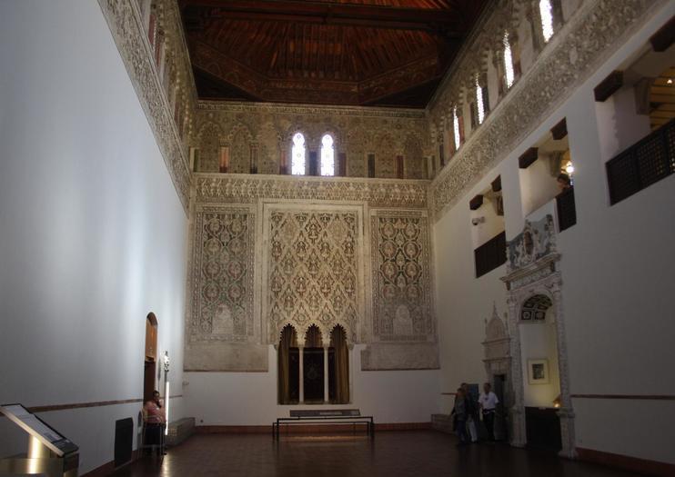 El Tránsito Synagogue (Sinagoga del Tránsito)