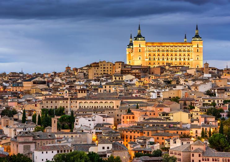 Toledo Alcázar (Alcázar de Toledo)