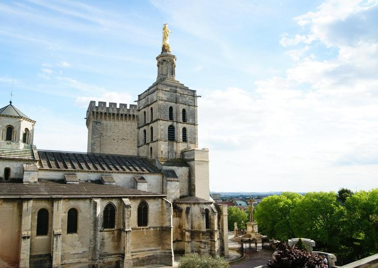 Kathedrale von Avignon (Cathedrale Notre-Dame des Doms)