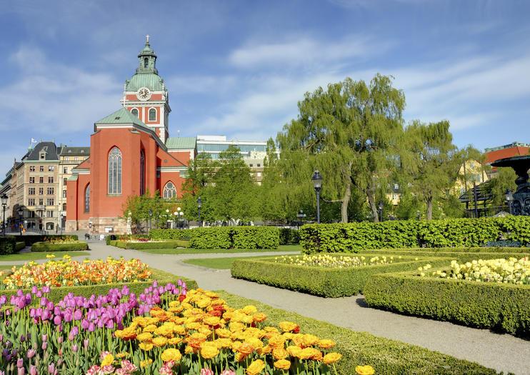 Königsgarten (Kungsträdgarden)