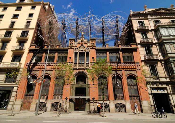 Antoni Tàpies Foundation (Fundació Antoni Tàpies)