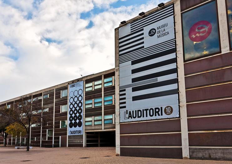Barcelona Music Museum (Museu de la Música)