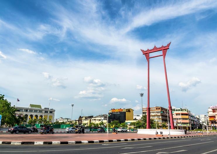 Giant Swing (Sao Ching Cha)