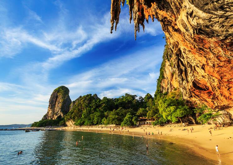 Phra Nang Beach (Phranang Beach)