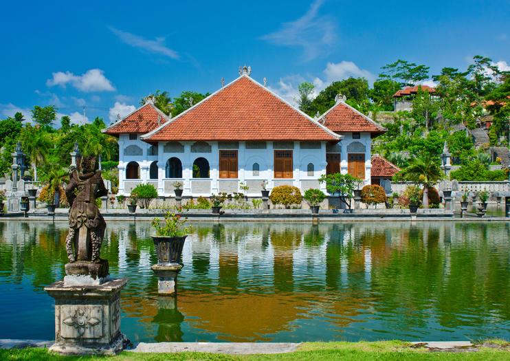 Ujung Water Palace (Taman Sukasada Ujung)