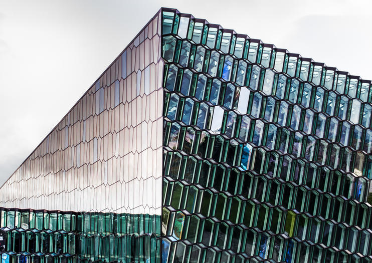 Harpa (Reykjavik Concert Hall and Conference Centre)