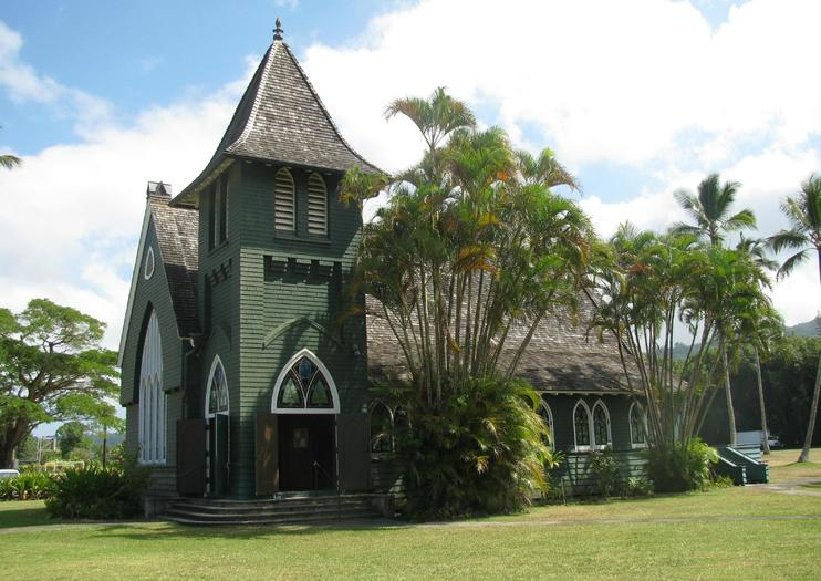 Waioli Mission House