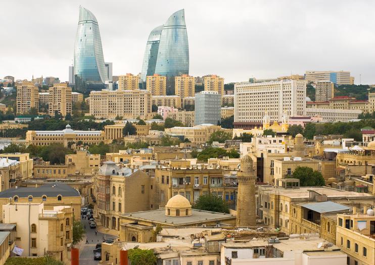Baku Old City (Icherisheher)
