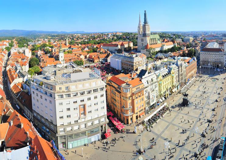 The 5 Best Zagreb 360 Observation Deck Zagreb Eye Tours Tickets 2021 Viator