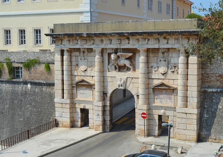 Zadar City Gates