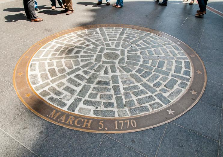 Boston Massacre Site