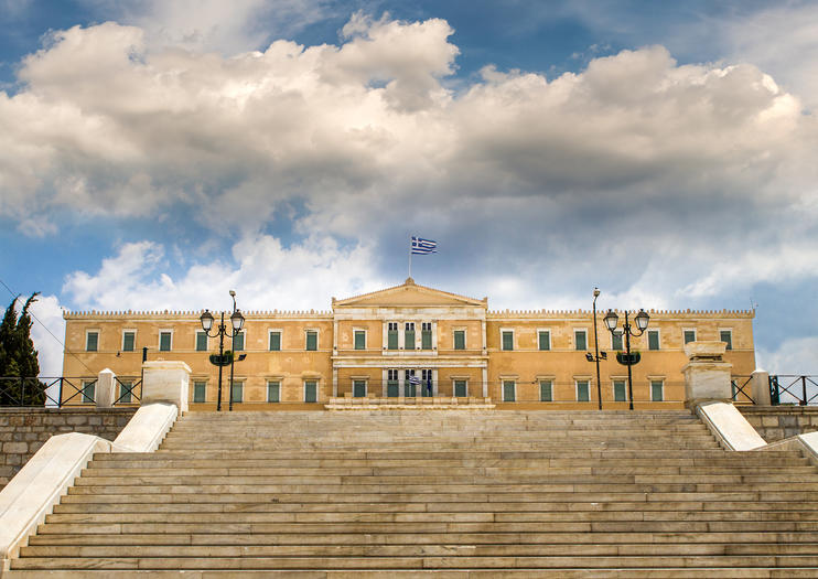 Parliament Building (Vouli)