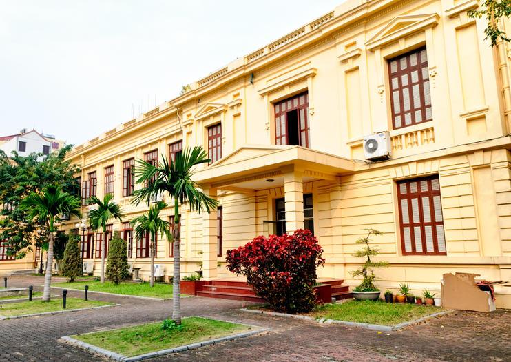 Museo de la Revolución de Vietnám