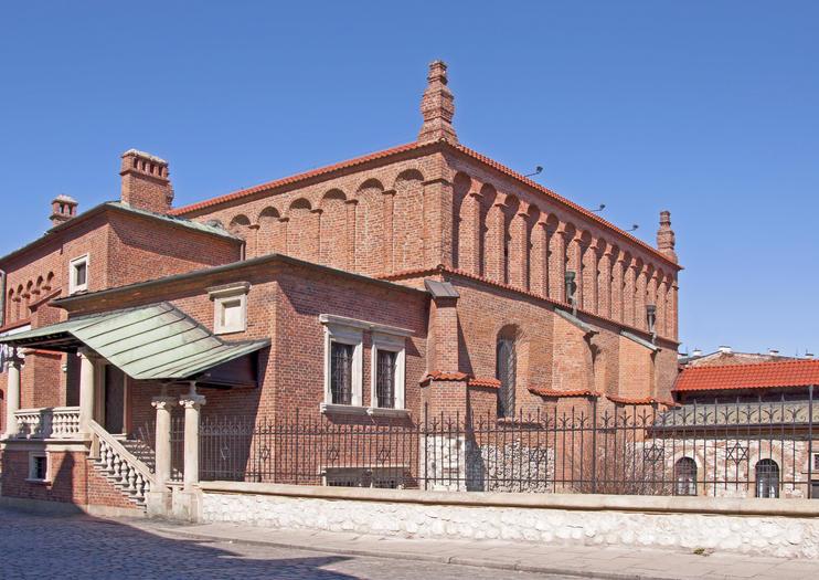 Alte Synagoge (Stara Synagoga)