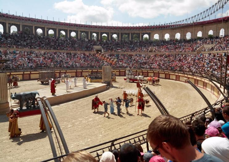 Puy Du Fou Is A Vast A Historical Theme Park In Western France U2013 It  Actually Became The Fourth Most Popular Attraction In France With Over Two  Million ...