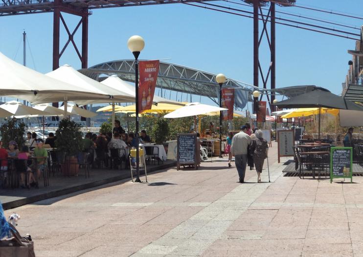 Santo Amaro Docks