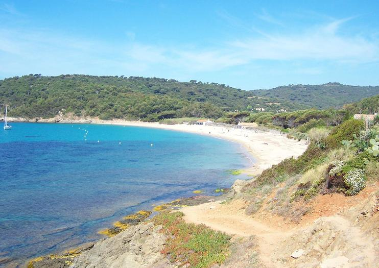 bb803b82ebb Cap Taillat is a promontory into the Mediterranean Sea located right at the  doorstep of Saint-Tropez. Although difficult to reach (it is only  accessible on ...