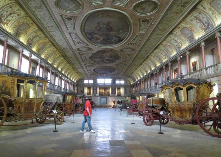 Musée National des carrosses