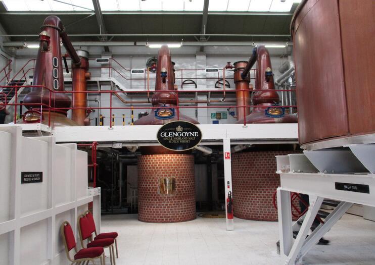 Destilaria Glengoyne