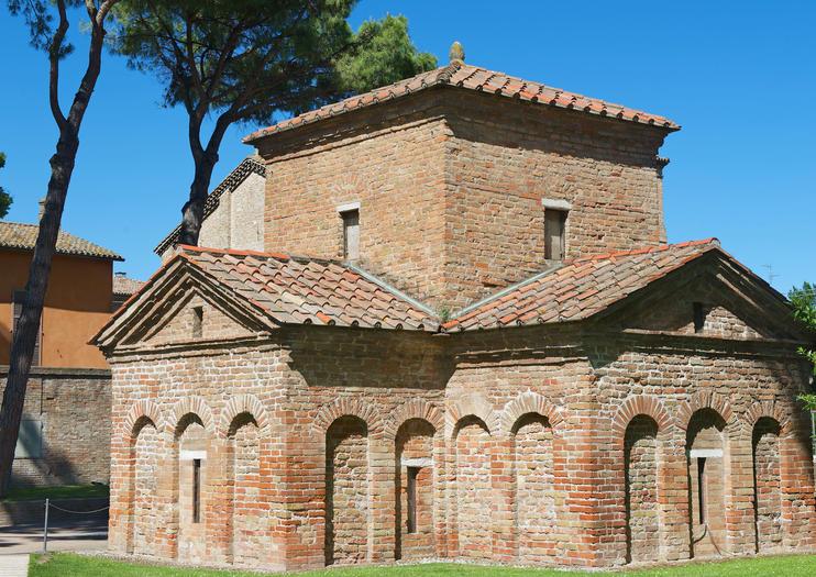 Mausoleum of Galla Placidia (Mausoleo di Galla Placidia)