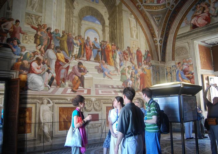 Sixtinska kapellet – Vatikanen