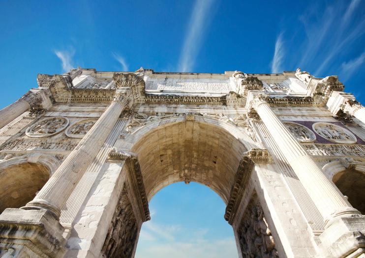 Konstantinsbogen (Arco di Constantino)