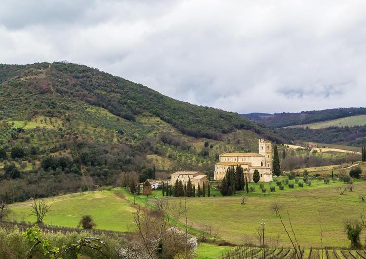 Abadía de Sant'Antimo (Abbazia di Sant'Antimo)