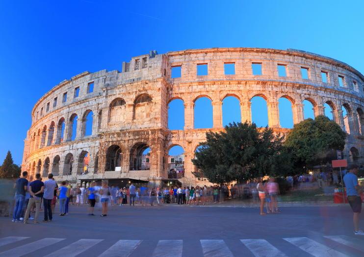 Pula Arena (Pula Amphitheatre)