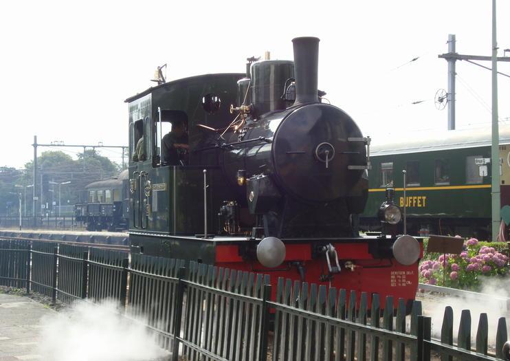 Museum Steamtram Hoorn-Medemblik