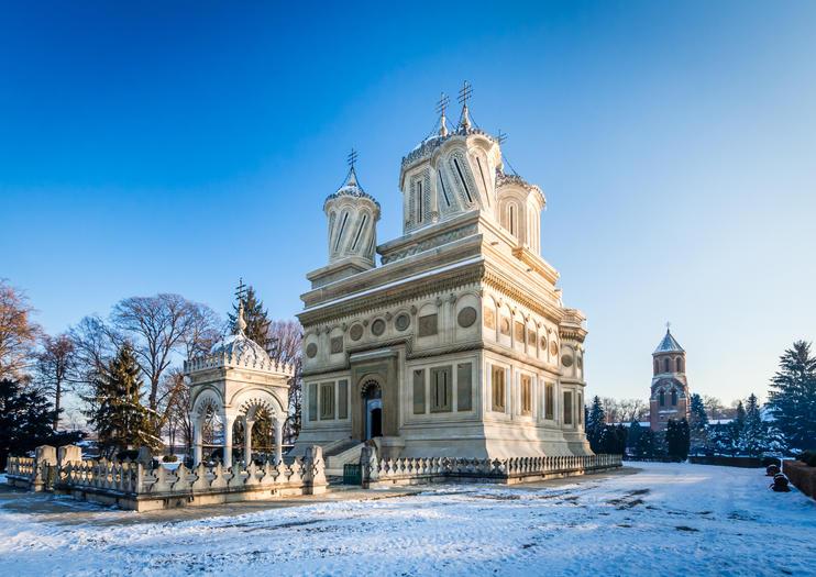 Mosteiro Curtea de Arges