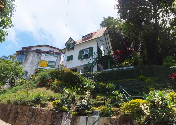 Santos Dumont House Museum (Museu Casa de Santos Dumont)