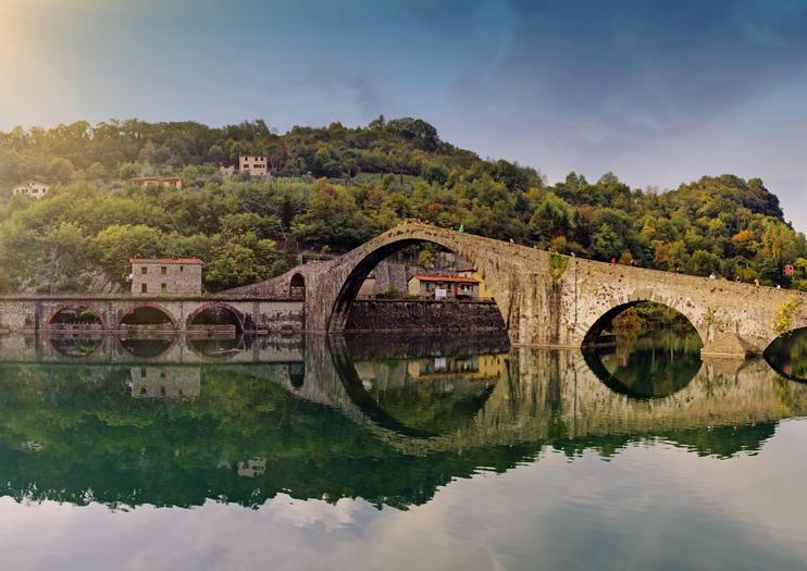 Devil's Bridge (Ponte del Diavolo or Ponte della Maddalena)