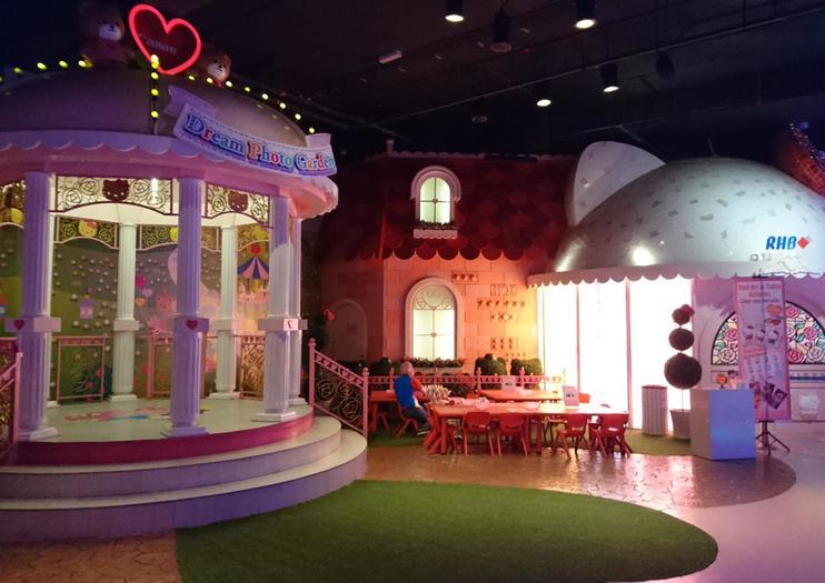 Sanrio Hello Kitty Town