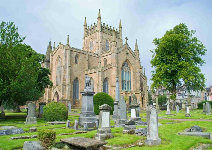 Abadía y Palacio Dunfermline