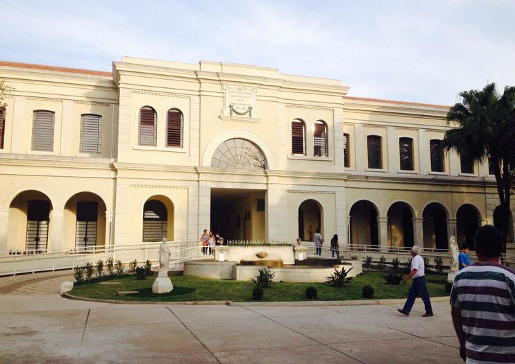 Immigration Museum of the State of São Paulo (Museu da Imigração)