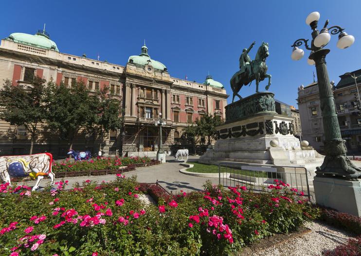 National Museum in Belgrade (Narodni Muzej u Beogradu)