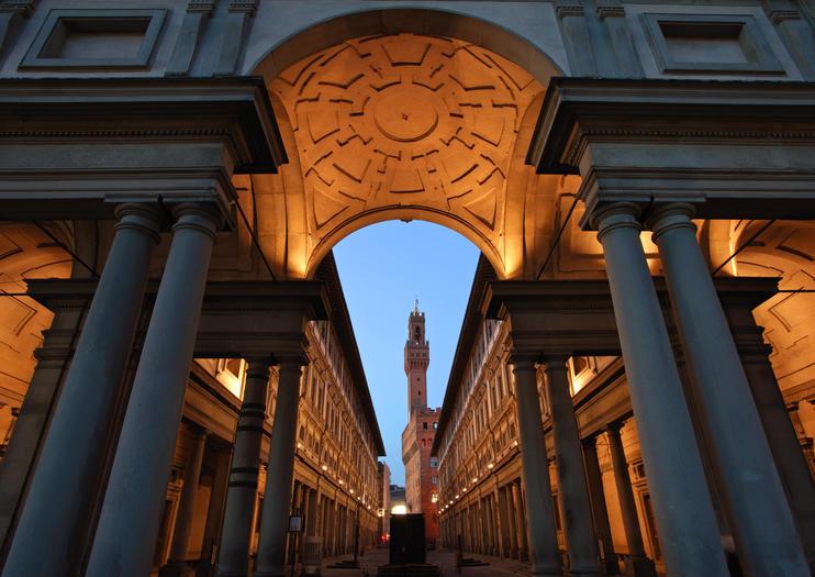 Gallerie van Uffizi
