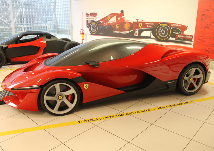 Image result for Ferrari in Maranello!