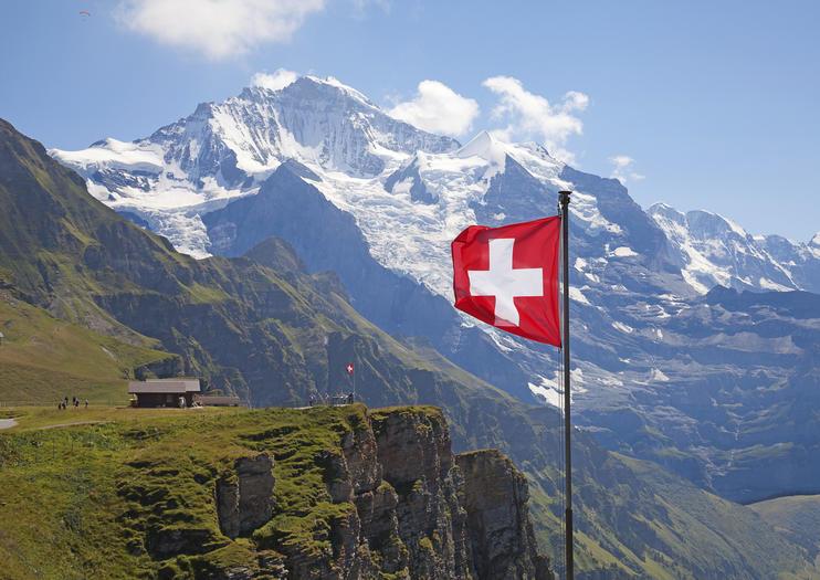 Glacier de Jungfrau