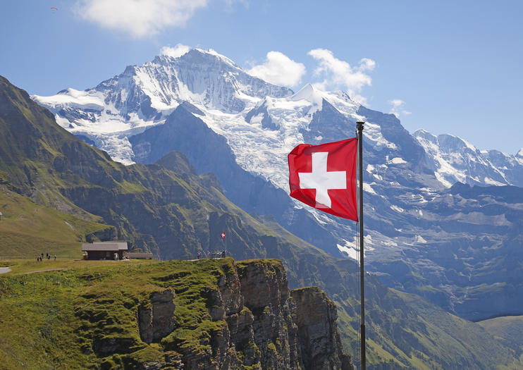 Geleira Jungfrau