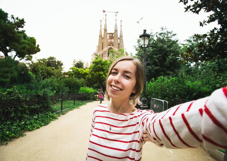 Umgehen Sie die Warteschlangen an der Sagrada Familia