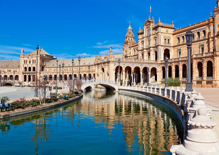Plaza de España - Atracciones de Sevilla