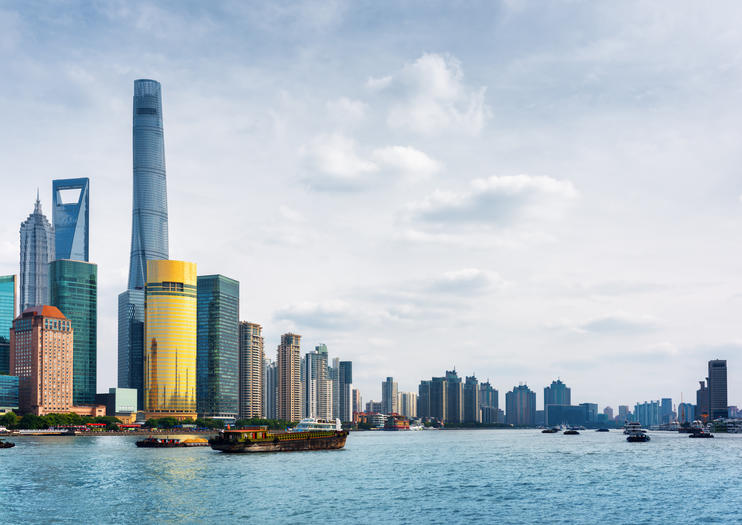 Shanghai Tower (Shanghai Zhongxin Dasha)