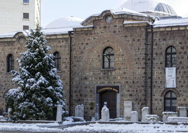 Sofia National Archaeological Museum