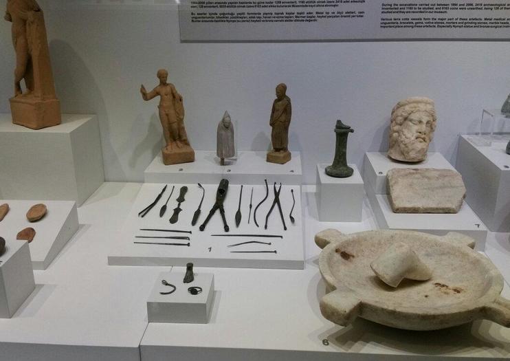 Izmir Archaeology Museum (Izmir Arkeoloji Muzesi)