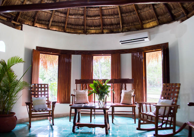 Viator Hospitality Suite at Chichen Itza