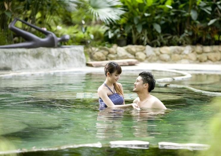 Wareerak Hot Spring Spa