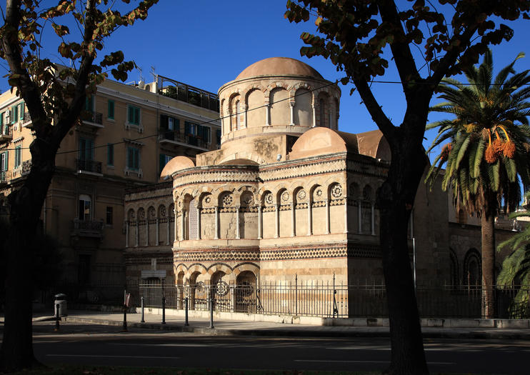 Annunziata dei Catalani Kirche
