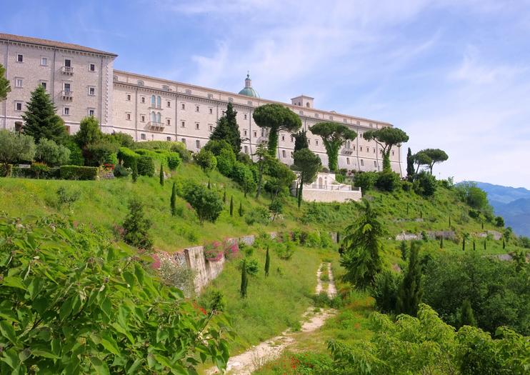 Montecassino Abbey (Abbazia di Montecassino)